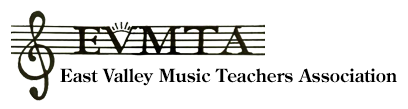 East Valley Music Teachers Association